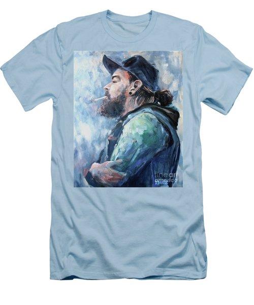 The Music Man Men's T-Shirt (Athletic Fit)