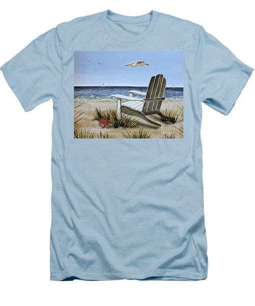 The Pelican Men's T-Shirt (Athletic Fit)