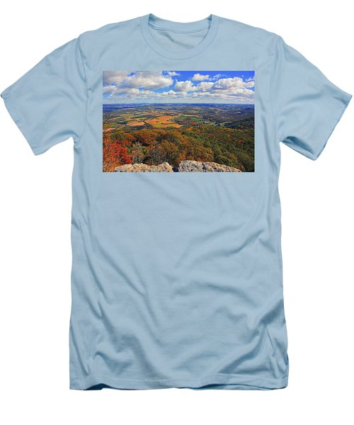 The Pinnacle On Pa At Men's T-Shirt (Athletic Fit)