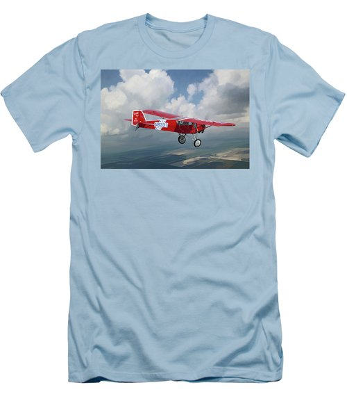 The Red Red Robin Men's T-Shirt (Athletic Fit)
