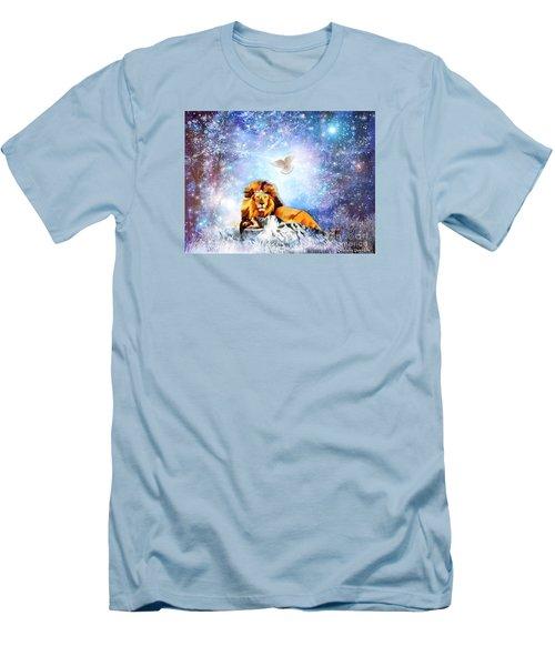 The Resting Place Men's T-Shirt (Slim Fit) by Dolores Develde