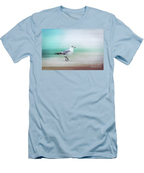 The Seagull Strut Men's T-Shirt (Athletic Fit)