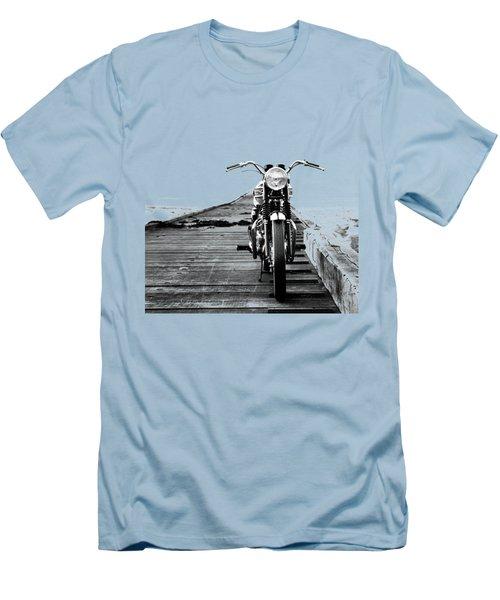The Solo Mount Men's T-Shirt (Athletic Fit)
