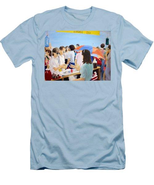 The Vendor Men's T-Shirt (Athletic Fit)