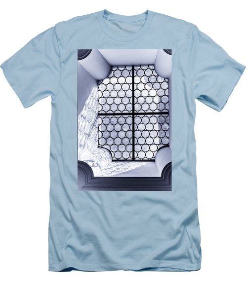 The Window Men's T-Shirt (Slim Fit) by Sergey Simanovsky