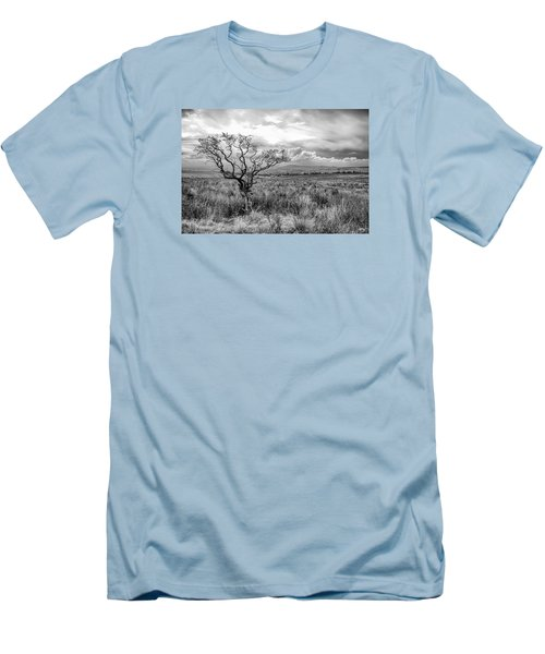 The Windswept Tree Men's T-Shirt (Athletic Fit)