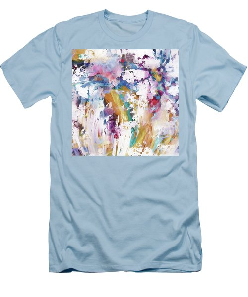 There Is Still Beauty To Behold Men's T-Shirt (Slim Fit) by Margie Chapman