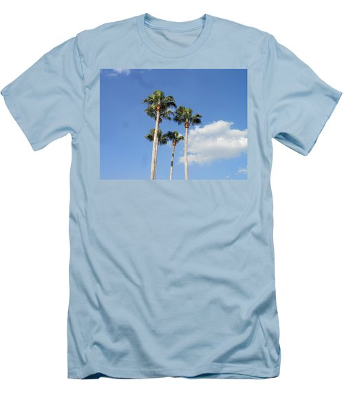 This Is Florida Men's T-Shirt (Slim Fit) by Kay Gilley
