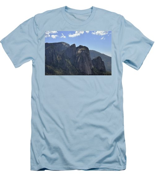 Three Brothers From Four Mile Trail Men's T-Shirt (Athletic Fit)
