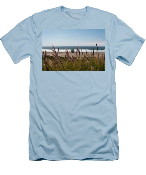 Through The Reeds Men's T-Shirt (Athletic Fit)
