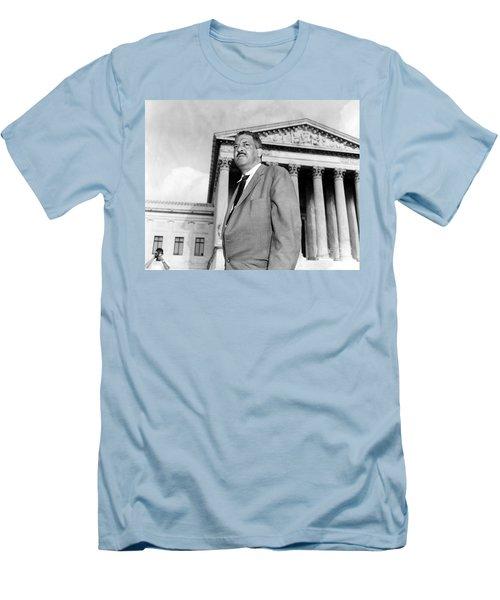 Thurgood Marshall Men's T-Shirt (Athletic Fit)