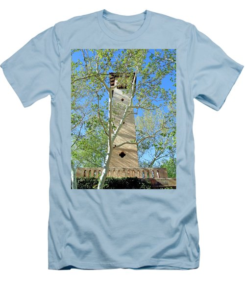 Tlaquepaque Tower Men's T-Shirt (Athletic Fit)