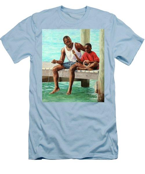 Together Time Men's T-Shirt (Athletic Fit)