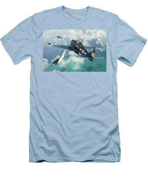 Top Cover Men's T-Shirt (Athletic Fit)