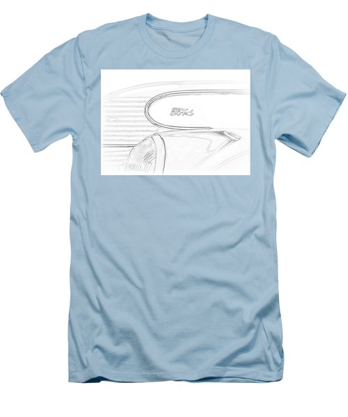 Torpedo Ford Men's T-Shirt (Slim Fit) by Jeffrey Jensen