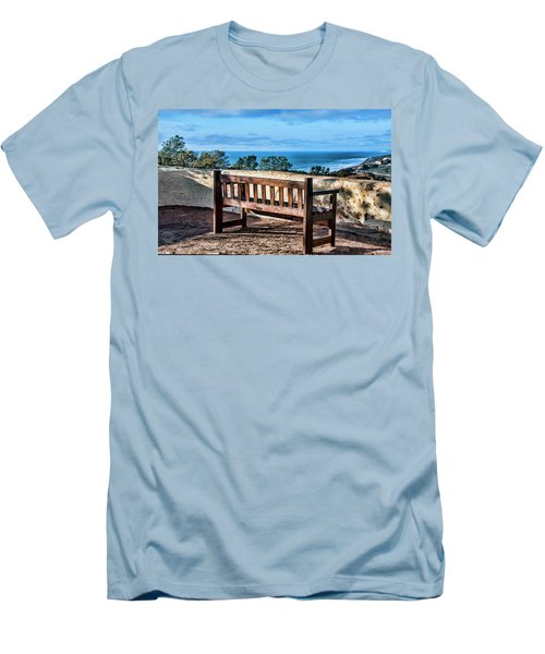 Torrey Pines View Men's T-Shirt (Athletic Fit)