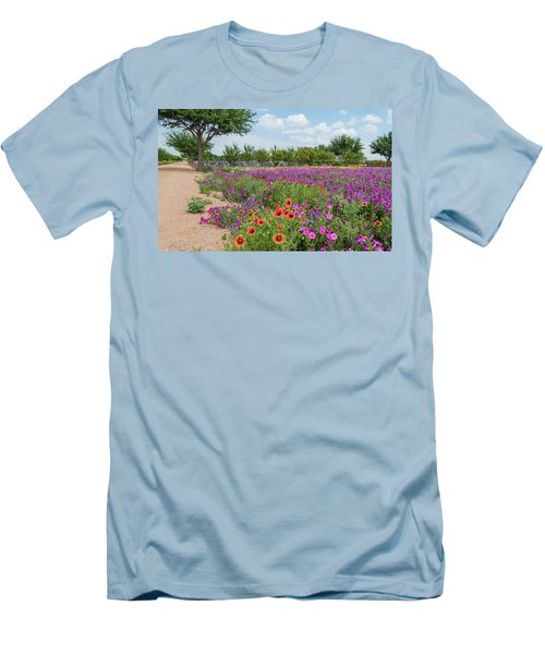 Trailing Beauty Men's T-Shirt (Athletic Fit)