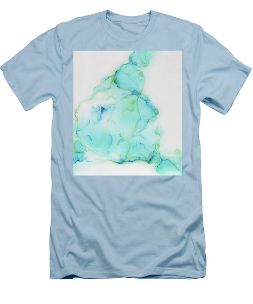 Tranquil And Soft Sky Men's T-Shirt (Athletic Fit)