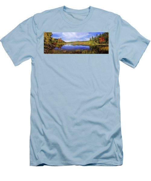 Men's T-Shirt (Slim Fit) featuring the photograph Tranquil by Chad Dutson