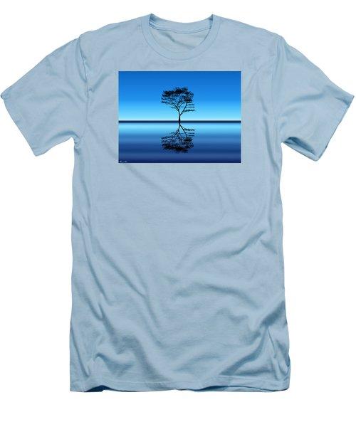 Tree Of Life Men's T-Shirt (Slim Fit) by Bernd Hau