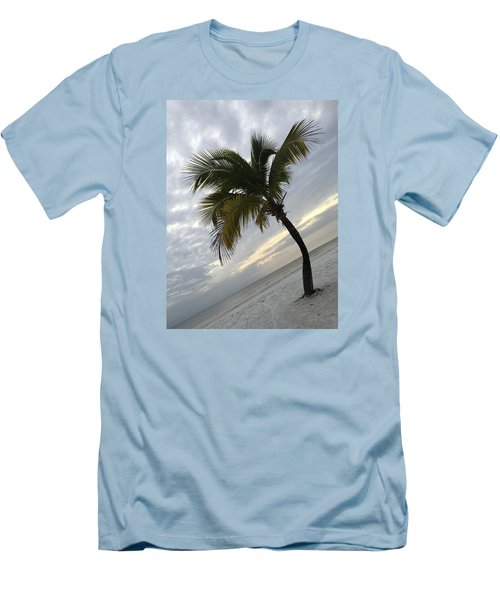 Men's T-Shirt (Slim Fit) featuring the photograph Tree Pose by Jean Marie Maggi