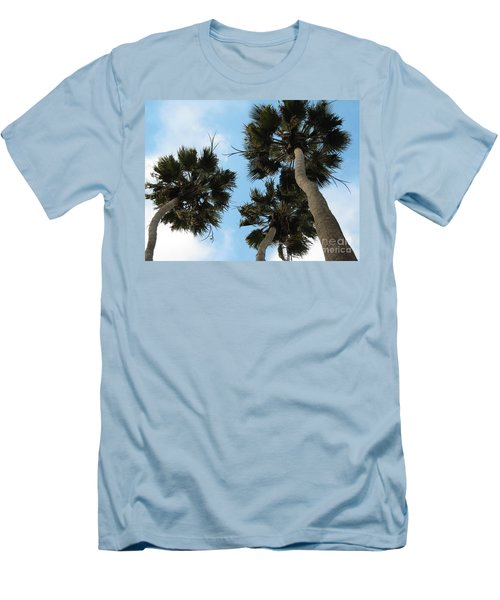 Tropical Splendor Men's T-Shirt (Athletic Fit)