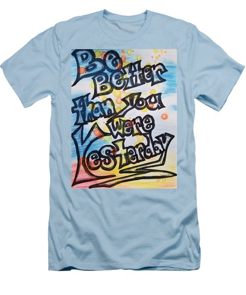 Try Men's T-Shirt (Athletic Fit)