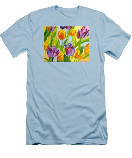 Tulip Fest Men's T-Shirt (Athletic Fit)