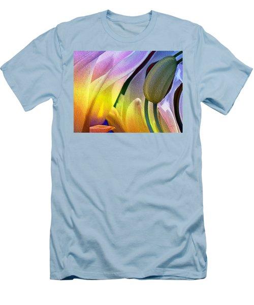Tulips Secret Men's T-Shirt (Athletic Fit)