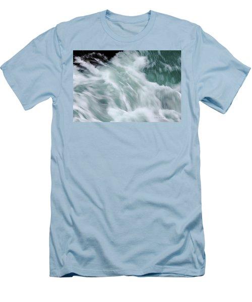 Turbulent Seas Men's T-Shirt (Athletic Fit)