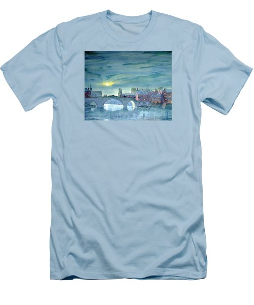 Turner's York Men's T-Shirt (Athletic Fit)