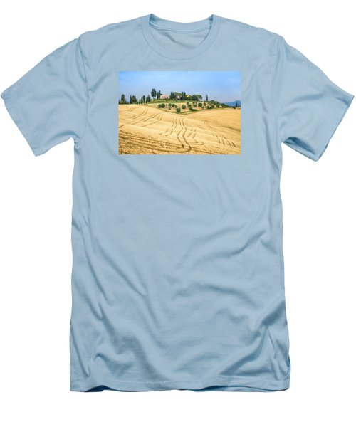 Tuscan Hills Men's T-Shirt (Athletic Fit)
