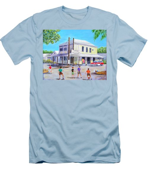 Umble's On Virginia And Georgia Men's T-Shirt (Athletic Fit)