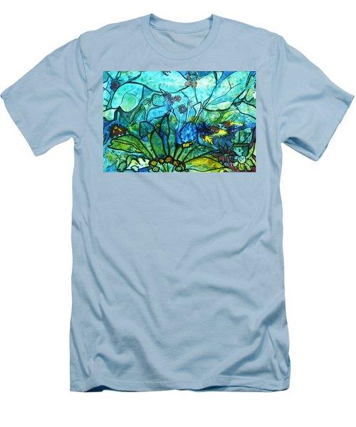 Underwater Fantasy Men's T-Shirt (Athletic Fit)