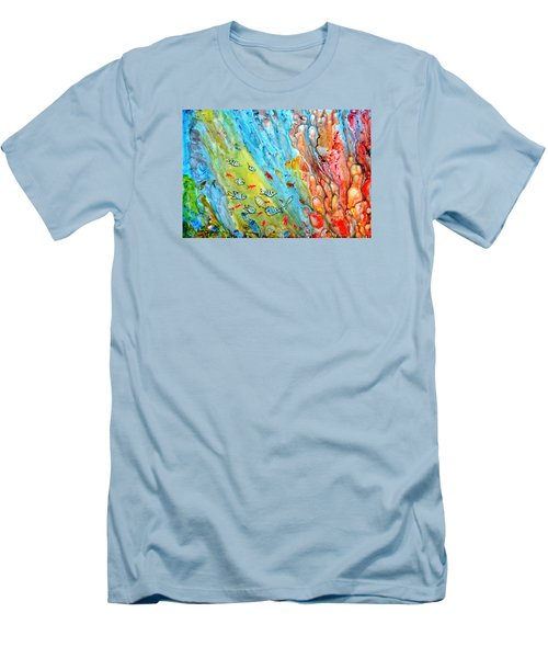 Underwater Magic Series 4 Men's T-Shirt (Athletic Fit)