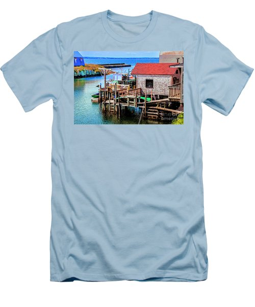 Unique Cove Men's T-Shirt (Athletic Fit)