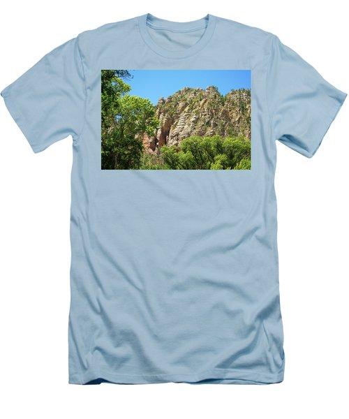Unsolvable Men's T-Shirt (Athletic Fit)