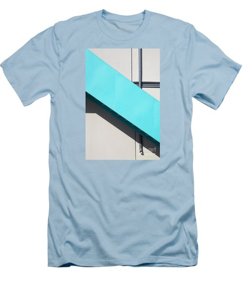 Urban Abstract 1 Men's T-Shirt (Slim Fit) by Elena Nosyreva