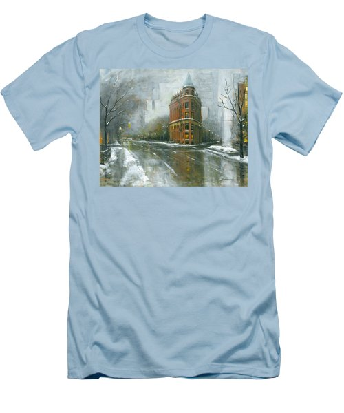 Urban Winter Men's T-Shirt (Athletic Fit)