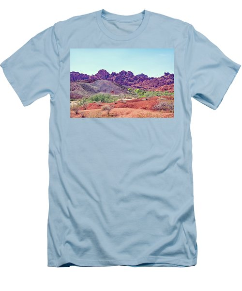 Valley Of Fire State Park, Nevada Men's T-Shirt (Athletic Fit)