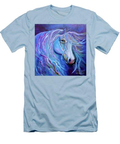 Velvet Horse Men's T-Shirt (Athletic Fit)