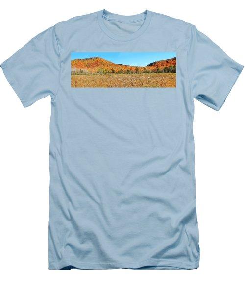 Vermont Foliage 1 Men's T-Shirt (Athletic Fit)