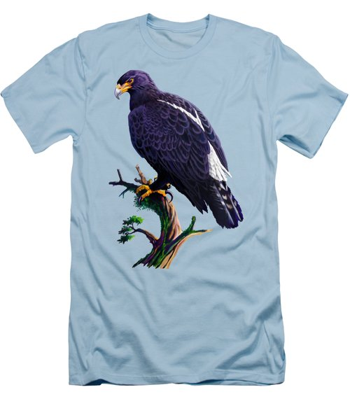 Verreaux's Eagle  Men's T-Shirt (Athletic Fit)
