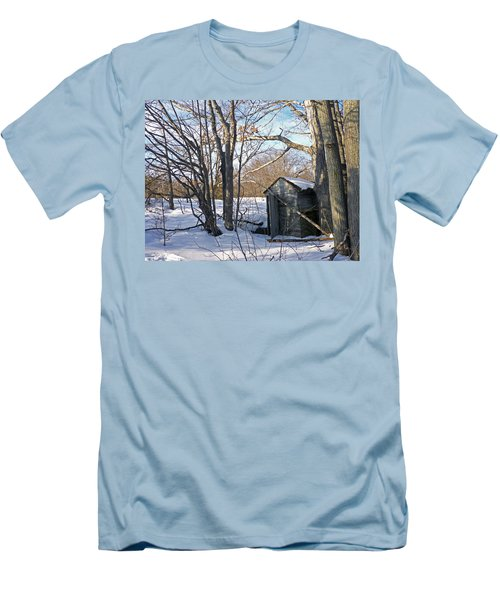View Of The Past Men's T-Shirt (Athletic Fit)