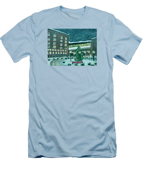 Waltham Hospital On Hope Ave Men's T-Shirt (Athletic Fit)