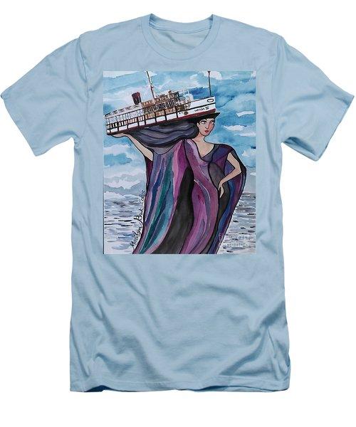 Wanda IIi Men's T-Shirt (Athletic Fit)
