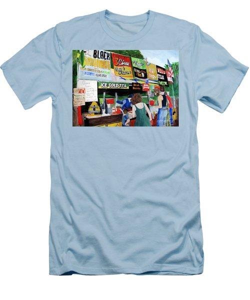 George Washington Carver State Park Men's T-Shirt (Athletic Fit)