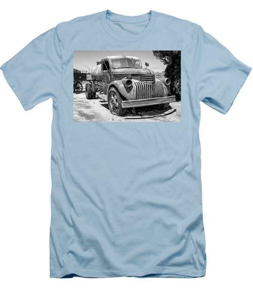 Water Truck - Chevrolet Men's T-Shirt (Athletic Fit)