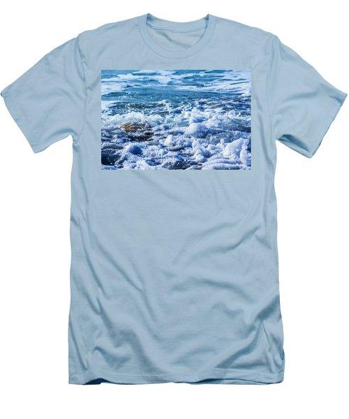 Wave 4 Men's T-Shirt (Athletic Fit)