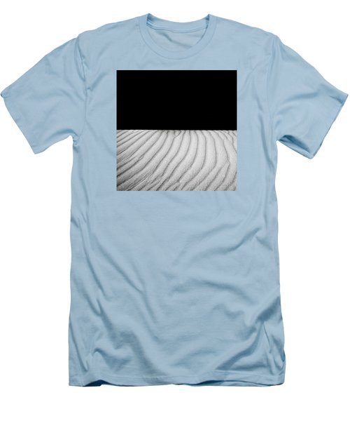 Men's T-Shirt (Slim Fit) featuring the photograph Wave Theory Viii by Ryan Weddle
